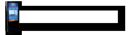 Affichage Multimédia  (Totems & écrans plats)