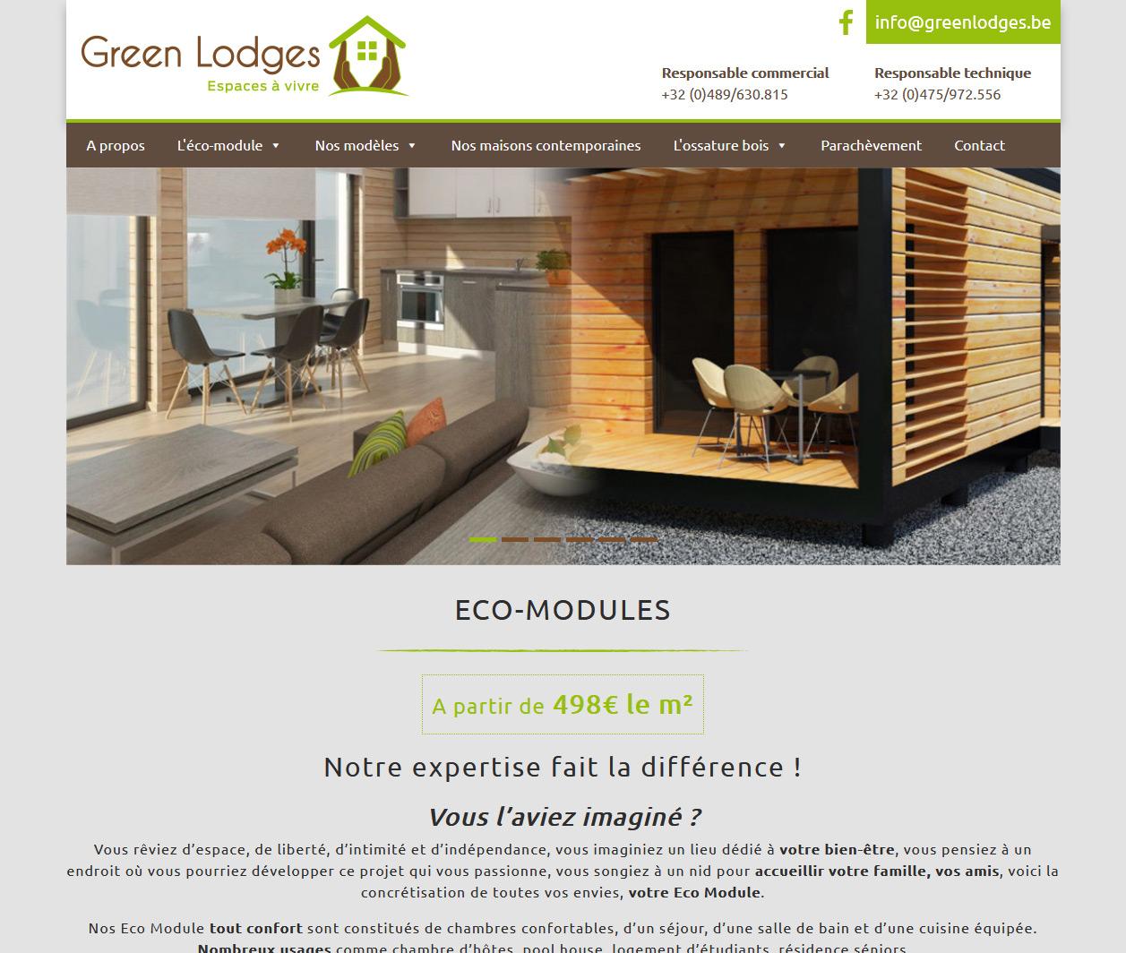 Green Lodges