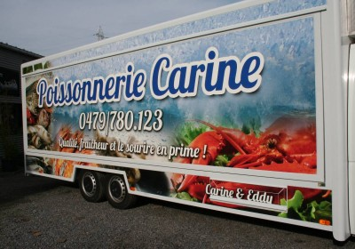 Poissonerie Carine