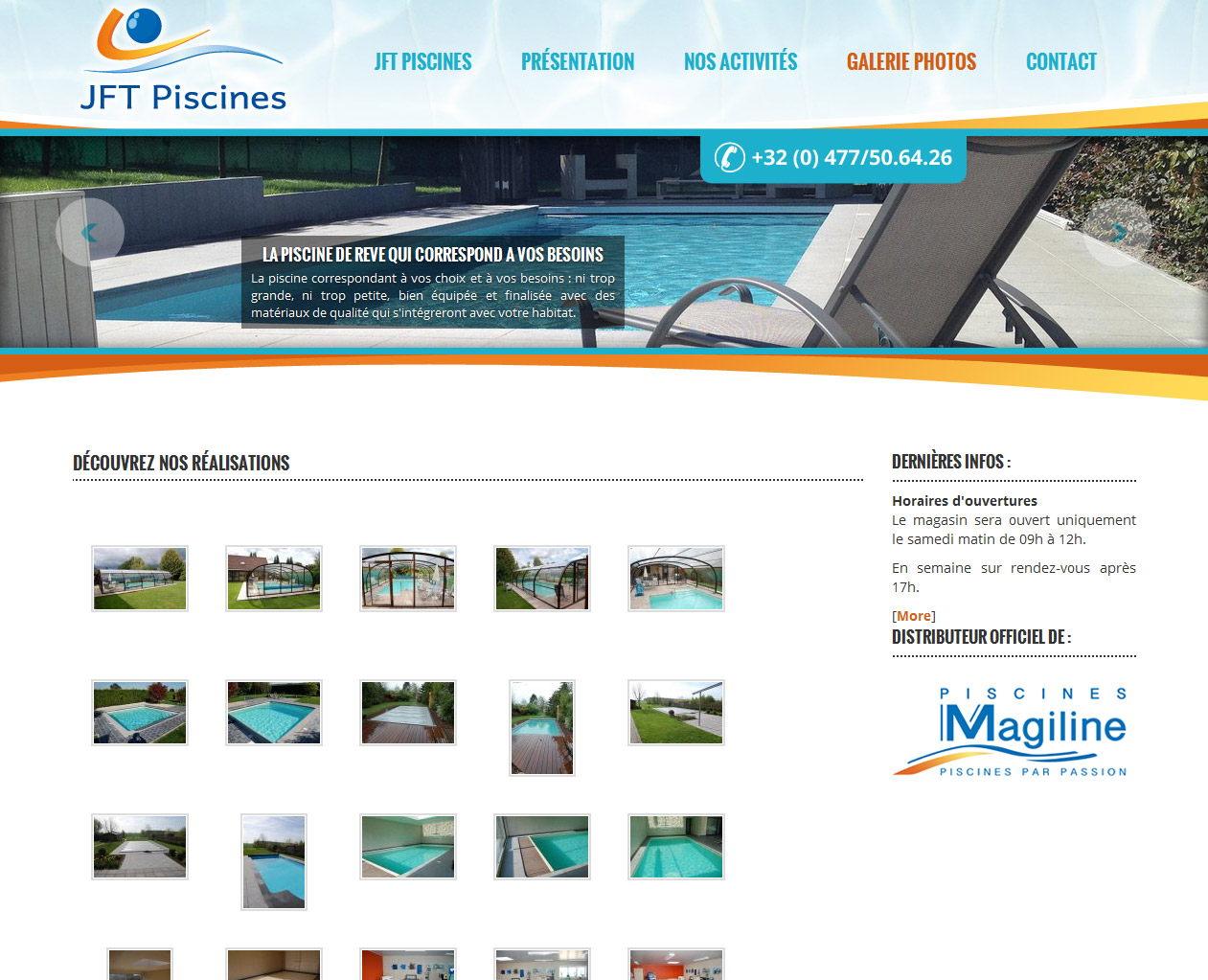 JFT Piscines